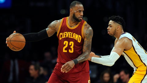 Why would LeBron think he would be better off in L.A.?