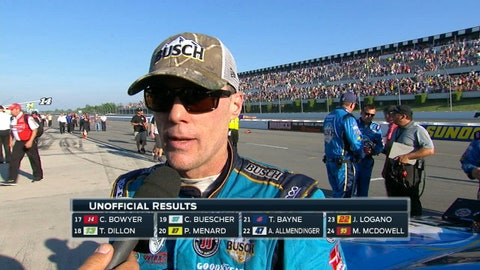 Winner: Kevin Harvick