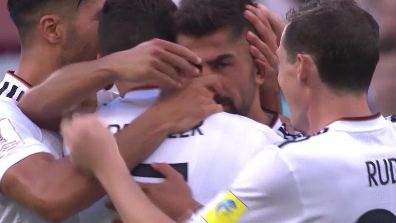Germany vs. Cameroon   2017 FIFA Confederations Cup Highlights
