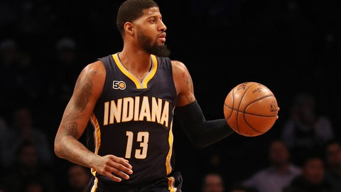 Why Indiana needs to try to trade Paul George immediately