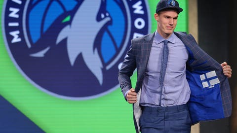 Minnesota Timberwolves: -260 to make the postseason