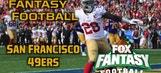 2017 Fantasy Football – Top 3 San Francisco 49ers