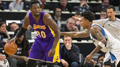 Why the Lakers can afford to wait on Paul George
