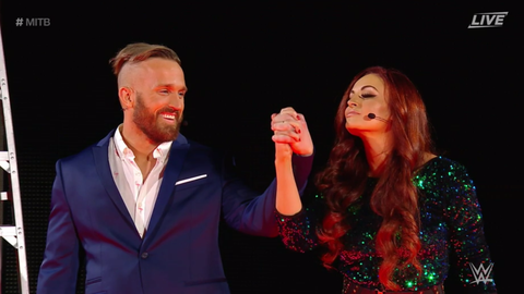 Maria and Mike Kanellis made their debut