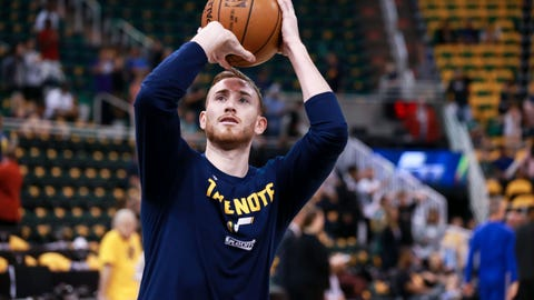 Wojnarowski on how Utah is making a last-ditch effort to bring back Gordon Hayward: