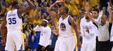 Kevin Durant gives Warriors edge in NBA Finals Game 1 win