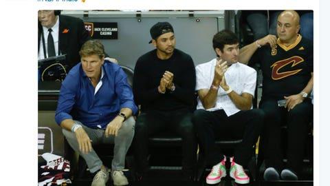 Jason Day and Bubba Watson