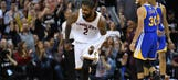 Cleveland Cavaliers score Finals-record 86 points in first half of Game 4