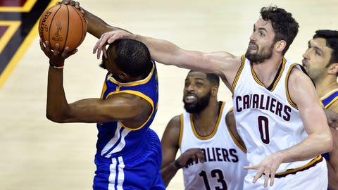 Kevin Love, Cavaliers: F