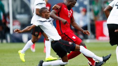 6th. Trinidad & Tobago — 3 points