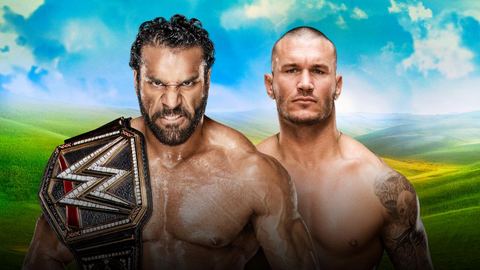 Jinder Mahal vs. Randy Orton for the WWE World Championship