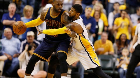 If the Cavs land Paul George this summer, they will dethrone the champs