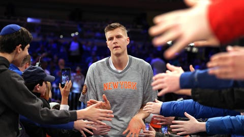 Wojnarowski on how Phil Jackson has mishandled the Kristaps Porzingis situation""