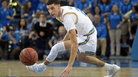 The Celtics should have stayed at No. 1 and taken Lonzo Ball