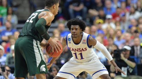 Why Josh Jackson could be the best pick of the draft