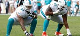 Miami Dolphins Camp Battles: Interior offensive line