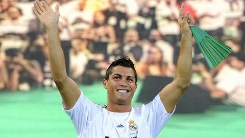 Cristiano Ronaldo — 2009/10