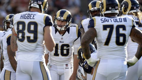 Jared Goff is passionate and REALLY wants to play
