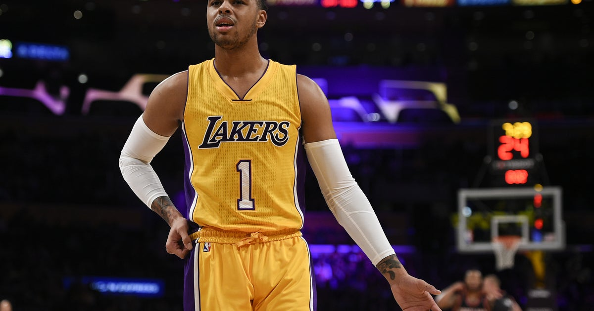 baca01ea9 NBA Trade Grades  Lakers trade D Angelo Russell to Nets for Brook Lopez