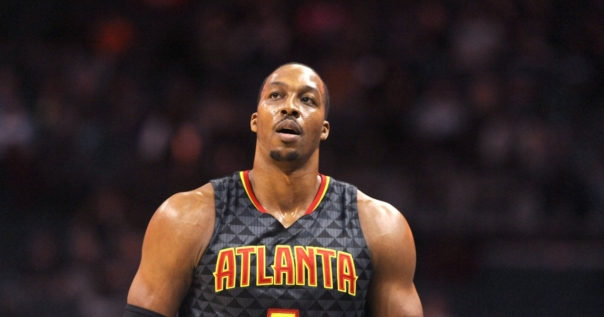 2ce63406666 NBA Trade Grades  Hornets acquire Dwight Howard from Hawks