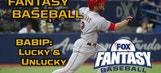 Fantasy Baseball: BABIP and the (un)lucky