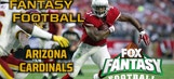 2017 Fantasy Football – Top 3 Arizona Cardinals