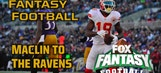 Fantasy Football: Maclin to the Ravens impact