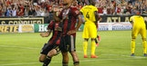 Atlanta United LIVE to Go: Almiron, Martinez help Atlanta United pull past Crew