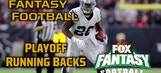 Fantasy football running backs who thrive in playoffs