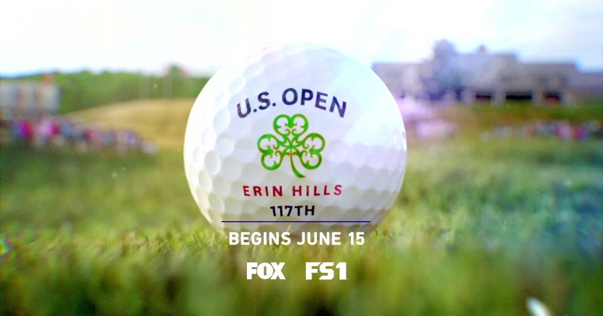 The 117th US Open Erin Hills Promo 2017 US Open FOX Sports