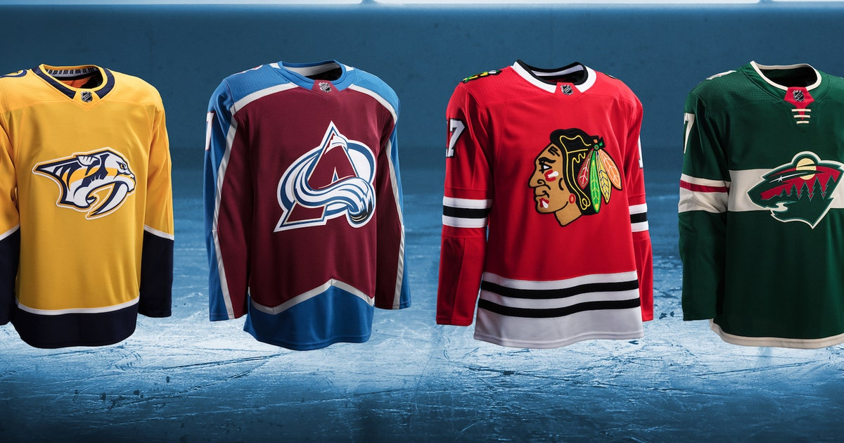 Get a look at adidas  new NHL jerseys for all 31 teams  ab0c08f96