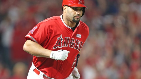 600 for Mr. Pujols!