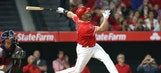 Albert Pujols' 600th career HR in photos