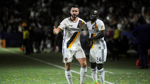 The Galaxy continue to truck along, even if they can't win at home