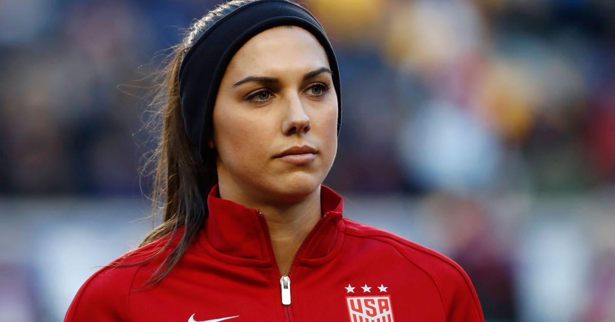 Alex Morgan Uswnt Can T Talk About The World Cup And