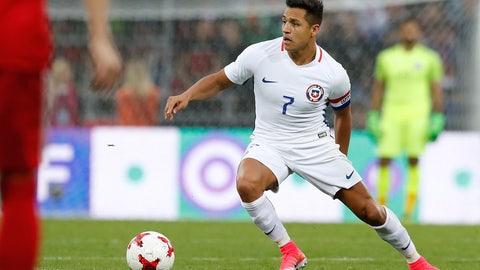 Alexis Sanchez (Chile)