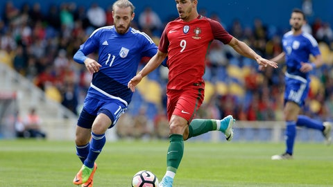 Andre Silva may be the striker Portugal have been waiting for