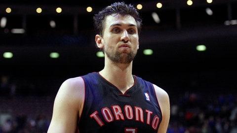2006: Andrea Bargnani, Toronto Raptors