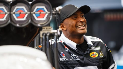 2. Antron Brown