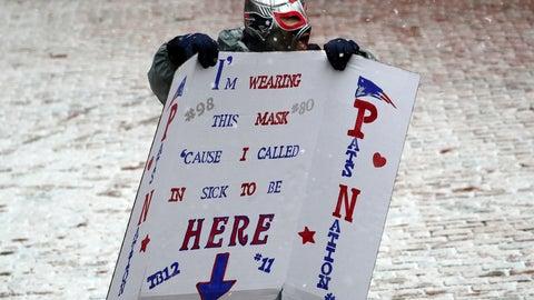 Boston sports fans