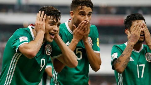 June 8: Mexico 3-0 Honduras