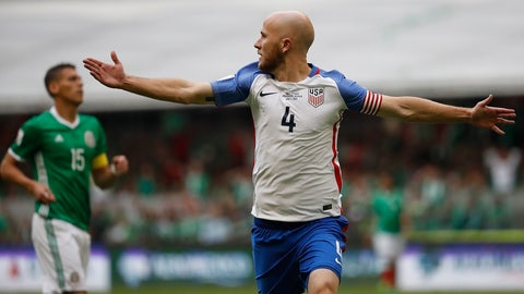 Take a bow, Michael Bradley