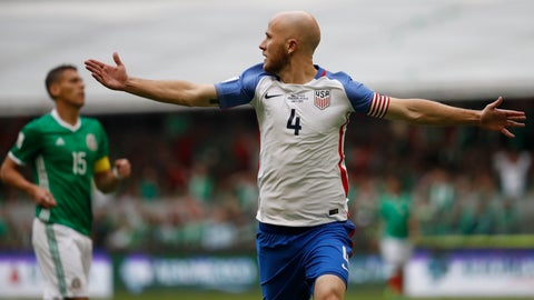 Best: Michael Bradley