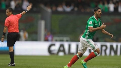 Best: Carlos Vela