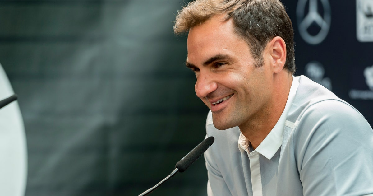 We Need To Talk About Roger Federers Hair Fox Sports