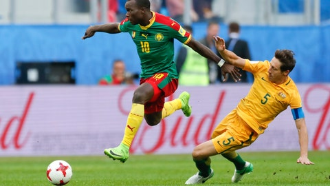 Cameroon blew this game with bad finishing
