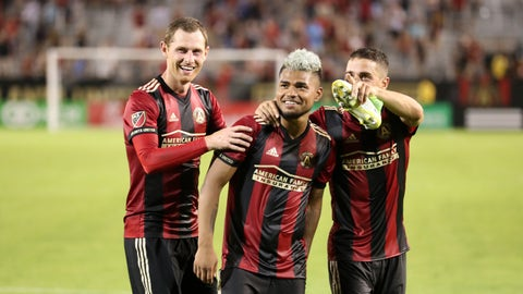 Atlanta United take a leap with Josef Martinez back