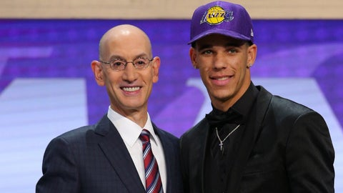 The rise and fall of the Lakers