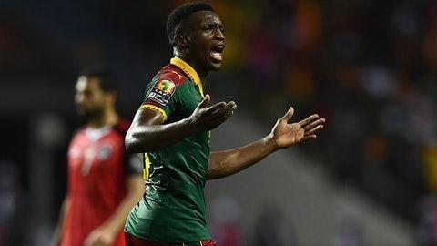 Benjamin Moukandjo (Cameroon)