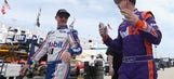 On the line: 8 drivers currently on the playoff bubble
